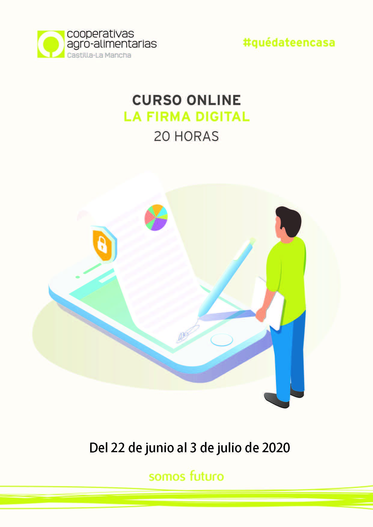 La Firma Digital -ON LINE- 22 Junio