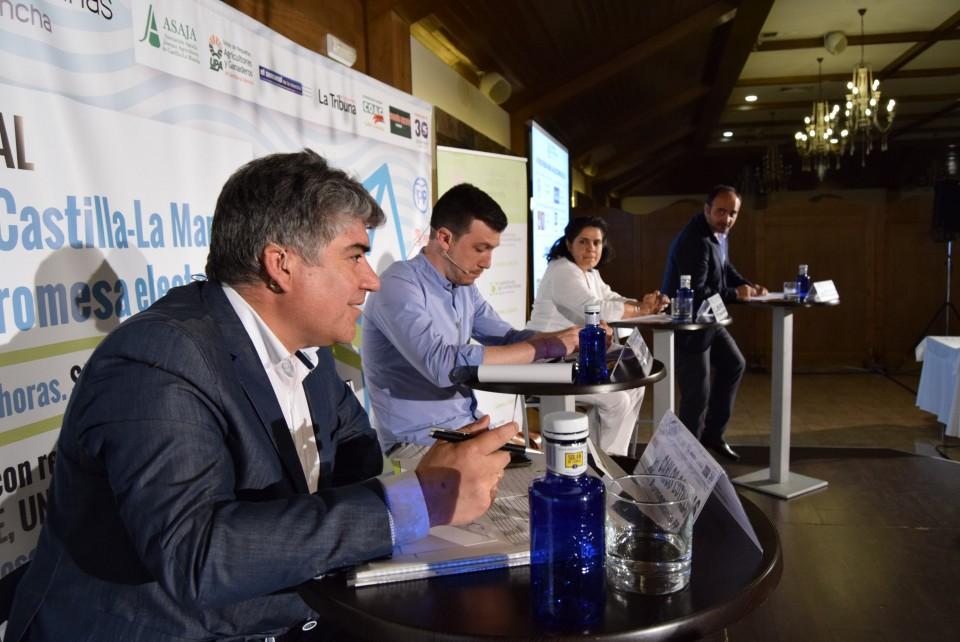 El II Foro Rural ante las elecciones del 26J pone al sector agroalimentario en el foco del debate político